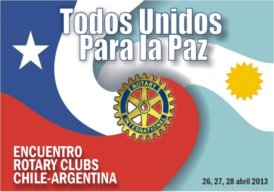 Logo chile argentina