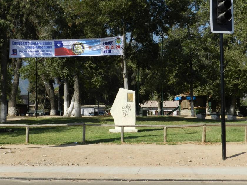 Plaza Teniente Merino