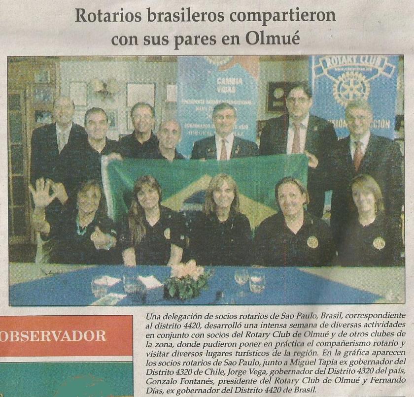 """Diario """"El Observador"""", martes 2 de diciembre de 2013"""