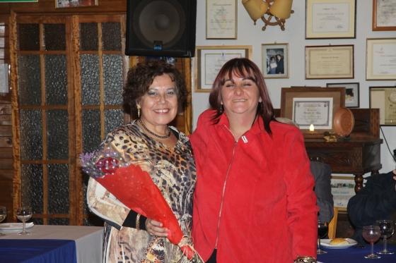 RC Olmué entrega reconocimiento a Sonia Garay