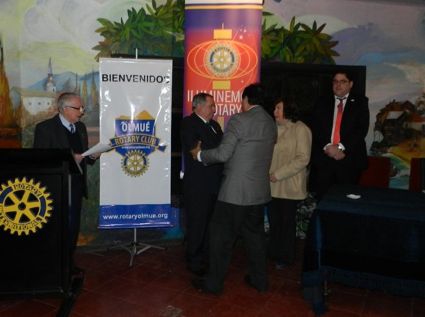 Joaquín Larraín, Juan Cambiaso, GD Felipe Platero, Oriana Díaz y Gonzalo Fontanes