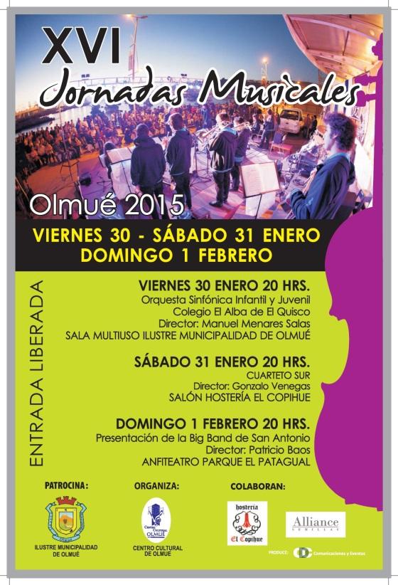Jornadas Musicales 2015