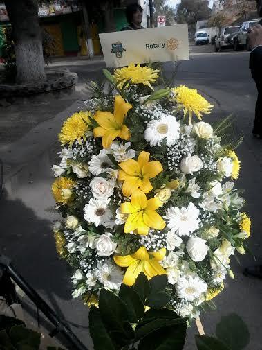 Corona de Flores RC Olmué