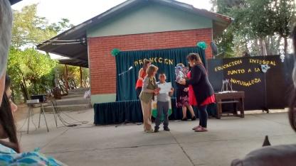 Diploma al Mejor Vocabulario y Caballerosidadejor