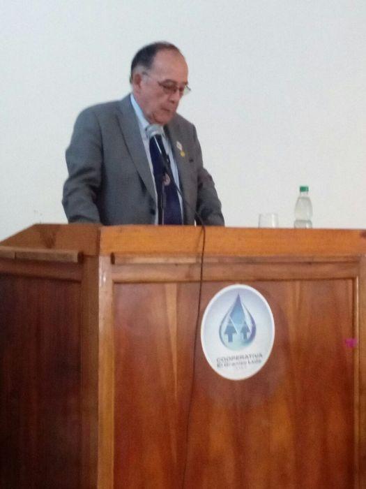 Presidente RC Olmué Jorge Fontanés