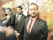 Giorgio Interdonato con su PIN Rotario