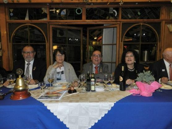 Simon Saavedra, Laura Jara, Jorge Fontanes y GD Sonia Garay