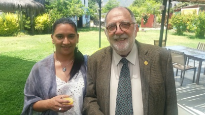Elizabeth Araos & Noel Fontanes