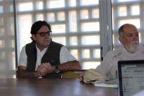 Secretario RCO Gonzalo Fontanés y presidente Comité Proyectos Noel Fontanés