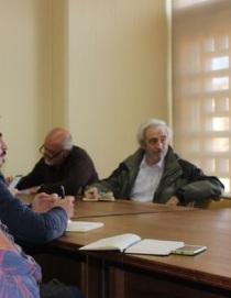 Presidente Electo RCO Ivan Dragicevic