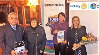 Luis Rioseco Morales, Beatriz Zahr Tajmuch, Laura Jara Madariaga y GD Luz Beatriz Bernal González.