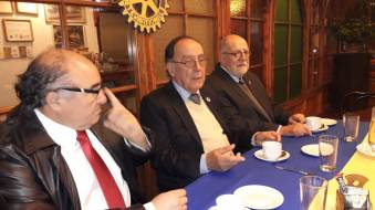 Omar Soto Salles, Jorge Fontanes Vidal y Noel Fontanes Vidal.