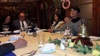 Mariel Andrea González, Omar Soto, Norma Osorio, Laura Jara