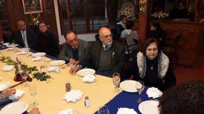 Rodrigo Díaz, Ximena Brito, Jorge Fontanes, Noel Fontanes, Beatriz Zahr,