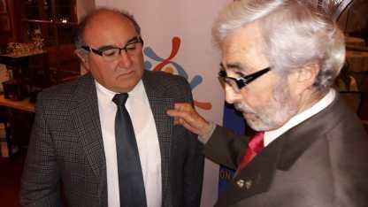 Investidura Omar Soto Salles