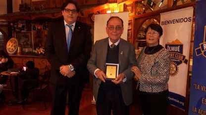 Reconocimiento Presidente 2015-2016, 2016-2017 Jorge Fontanes Vidal