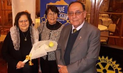 Beatriz Zahr, Laura Jara y Jorge Fontanes Vidal