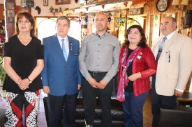 Marta Orellana Axtell, Carlos Tapia Gomez, Jorge Jil Herrera, Lilian Correa Fuentealba, Omar Soto Salles