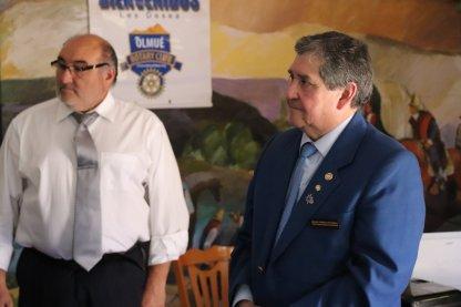 Omar Soto Salles y Carlos Tapia Gomez