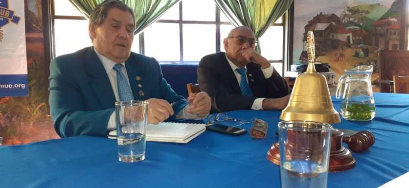 Carlos Tapia Gomez y Santiago Amador Amador