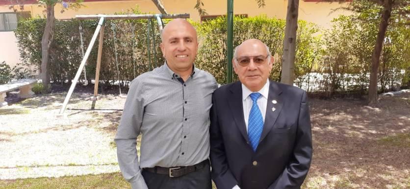 Jorge Jil Herrera y Santiago Amador Amador