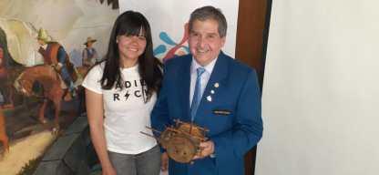 Elizabeth Gallardo Díaz y Carlos Tapia Gomez
